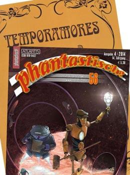 TEMPORAMORES - Newsletter # 219 - Phantastisch # 56